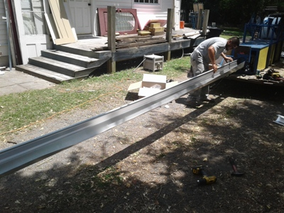 Seamless Gutter Installation Alpharetta GA