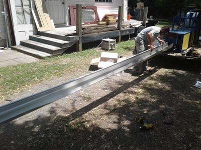 Seamless Gutter Installation Cartersville GA