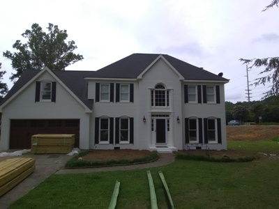 Seamless Gutter And Lead Guard Installation Chamblee Ga