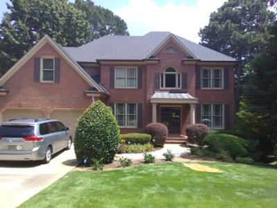 Seamless Gutter And Lead Guard Installation Kennesaw Ga