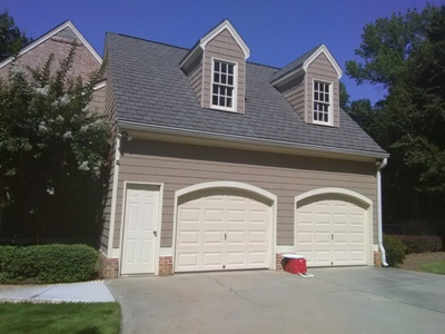 Seamless Gutter And Lead Guard Installation Norcross Ga