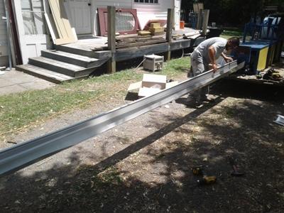 Seamless Gutter And Leaf Guard Installation Acworth Ga