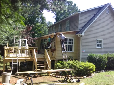 Seamless Gutter And Lead Guard Installation Sandy Springs